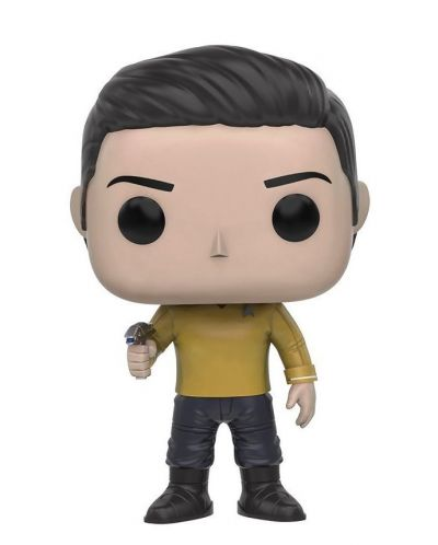 Фигура Funko Pop! Movies: Star Trek Beyond - Sulu, #350 - 1
