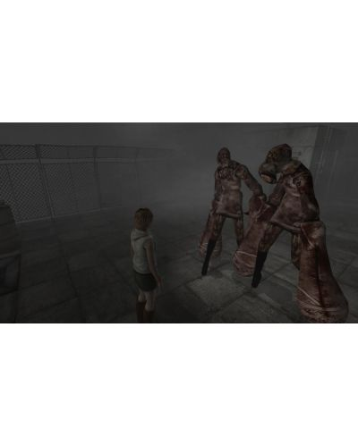Silent Hill HD Collection (PS3) - 4