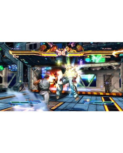 Street Fighter X Tekken (PS3) - 2