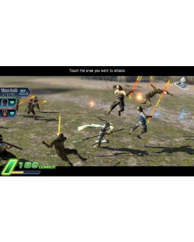 Dynasty Warriors: Next (PS Vita) - 8