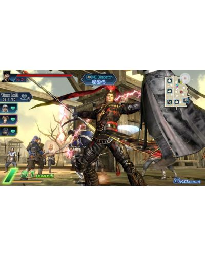 Dynasty Warriors: Next (PS Vita) - 5