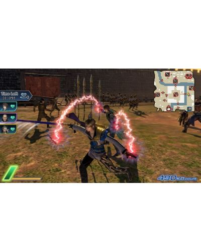 Dynasty Warriors: Next (PS Vita) - 9