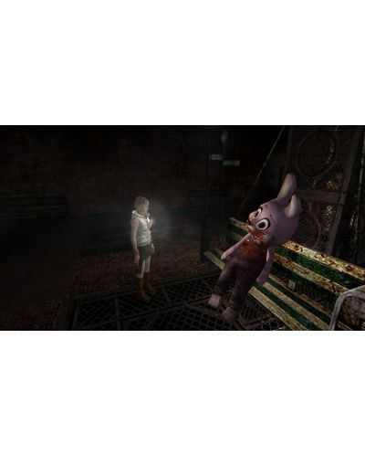 Silent Hill HD Collection (PS3) - 3