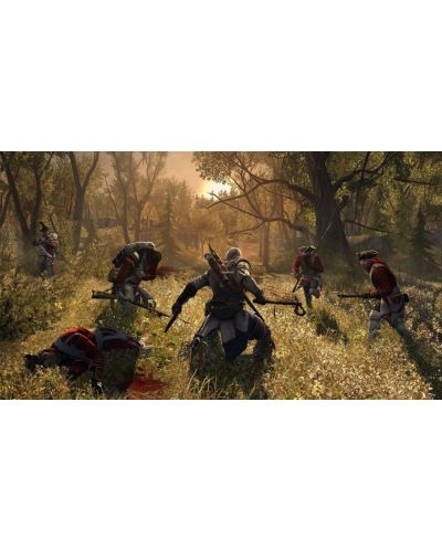 Assassin's Creed III - Essentials (PS3) - 8
