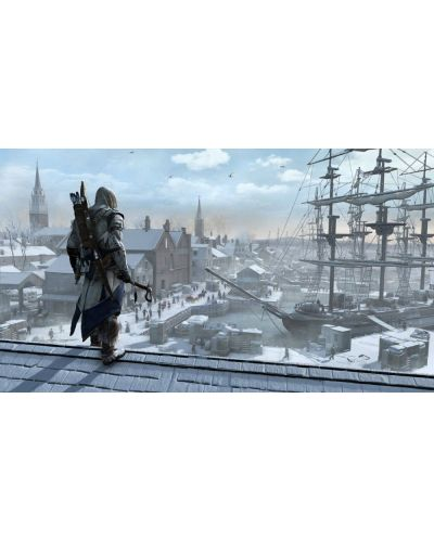 Assassin's Creed III - Essentials (PS3) - 9