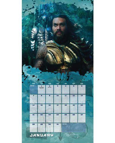 Стенен Календар Danilo 2019 - Justice League: Aquaman - 2