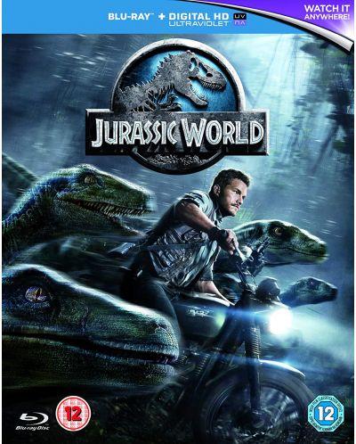 Jurassic World (Blu-ray) - 1