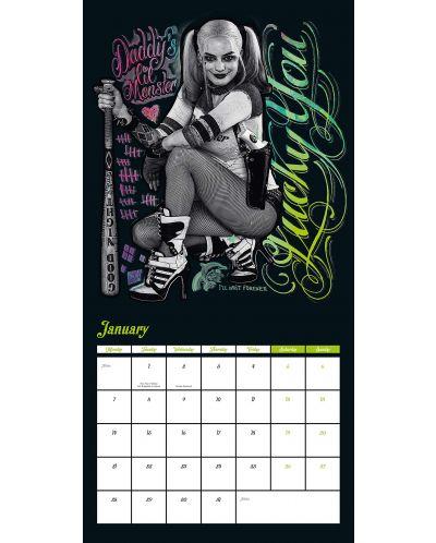 Стенен Календар Danilo 2019 - Harley Quinn - 2