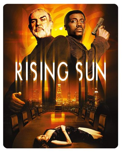 Rising Sun Limited Edition Steelbook (Blu-Ray) - 1