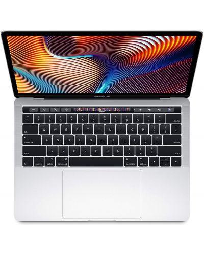 "Лаптоп Apple MacBook Pro - 13"" Touch Bar, сребрист - 2"