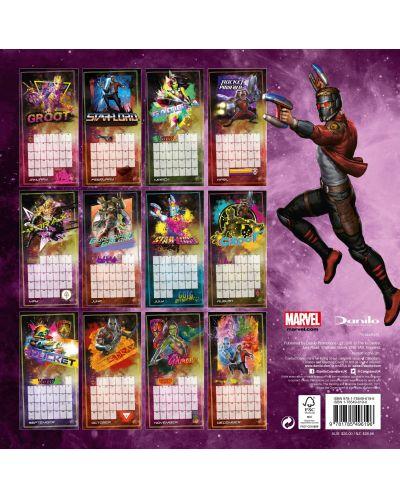 Стенен Календар Danilo 2019 - Guardians of the Galaxy - 4