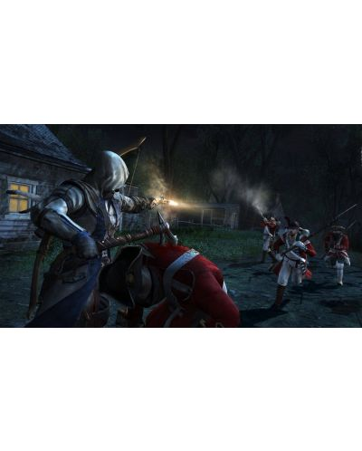 Assassin's Creed III - Essentials (PS3) - 7