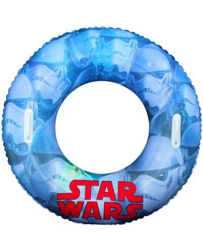 Надуваем пояс Bestway - Star Wars - 3