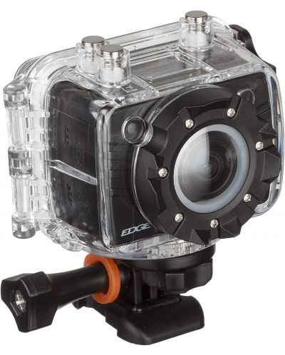 Екшън камера Kitvision - Edge HD10, черна - 1