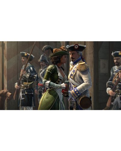 Assassin's Creed III: Liberation (PS Vita) - 8