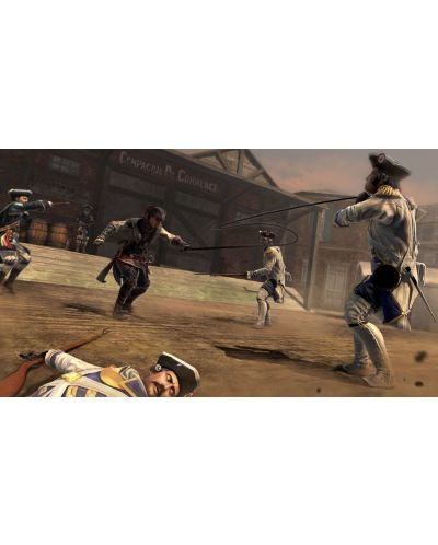 Assassin's Creed III: Liberation (PS Vita) - 4