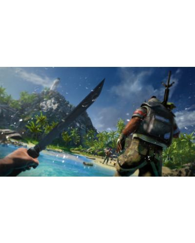 Far Cry 3 Classic Edition (PS4) - 4