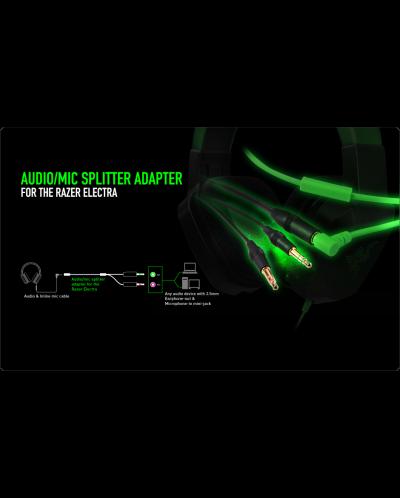 Razer Electra Audio/Mic Splitter Adapter - 3