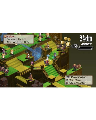 Disgaea 3: Absence of Detention (PS Vita) - 4