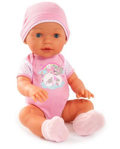 Пишкаща кукла Bayer Piccolina - Love, 42 cm - 3