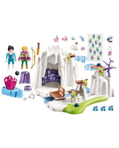 Игрален комплект Playmobil - Скривалище за кристалния диамант - 3