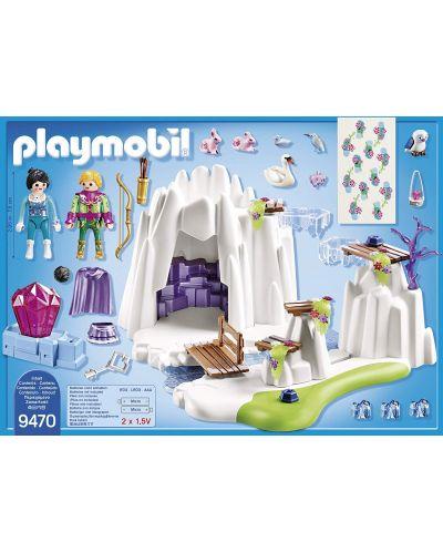 Игрален комплект Playmobil - Скривалище за кристалния диамант - 6