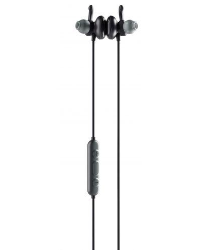 Спортни слушалки Skullcandy - Method Active Wireless, черни/сиви - 2
