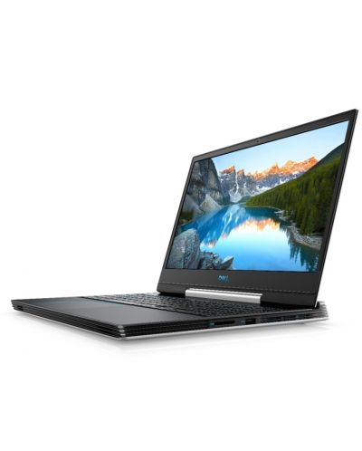 Лаптоп Dell G5 5590 - 5397184311325, бял - 2