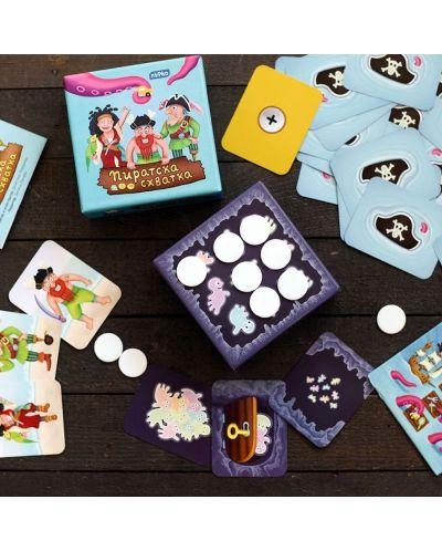 Детска настолна игра Пиратска Схватка - 3