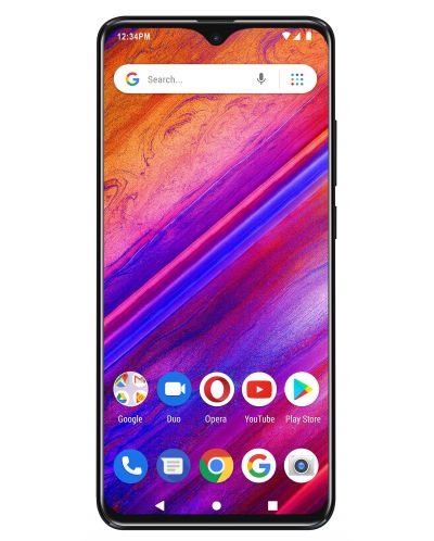 "Смартфон BLU G9 - 6.3"", 64GB, черен - 1"