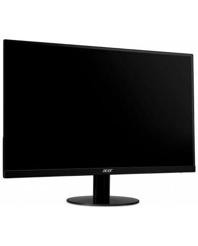"""Монитор Acer - SA220QAbi, 21.5"""", FHD, IPS, 4ms, черен - 2"""