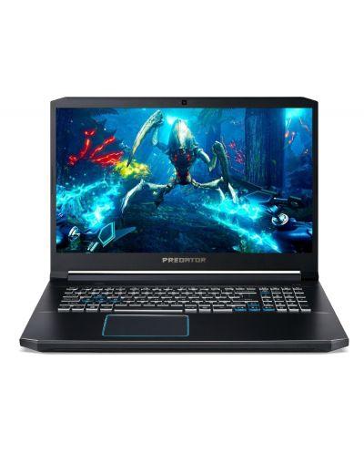 Лаптоп Acer Predator Helios 300 - PH317-53-768V, черен - 1