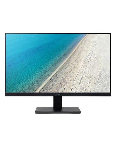 """Монитор Acer - V277bi, 27"""", FHD, IPS, 4ms, черен - 1"""