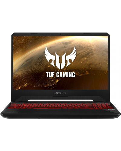 Гейминг лаптоп Asus - FX705GD-EW090, черен - 1