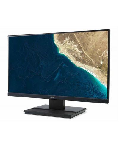 "Монитор Acer - V276HLCbid, 27"", FHD, VA, 5ms, черен - 2"
