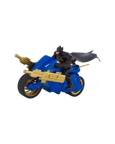 Количка със задвижване Mattel от серията Batman (синя) - 1