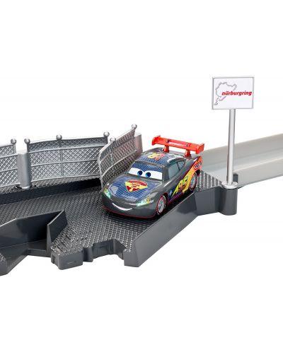 Игрален комплект за двубой Cars - Двойна лента - 5