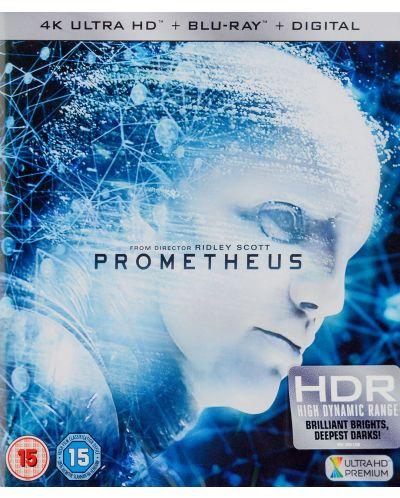 Prometheus 4K (Blu Ray) - 1