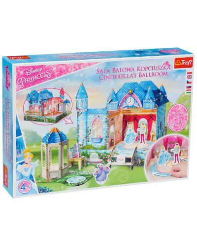Игрален комплект Trefl Disney Princess - Пепеляшка - 1