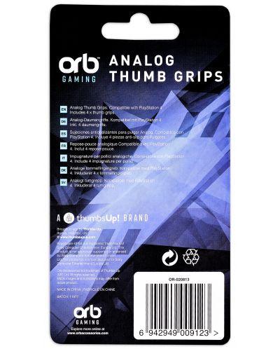 Гумени тапи Orb Thumb Grip за DualShock 4 - 2