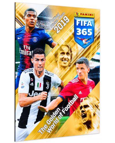Албум за стикери Panini FIFA 365 2019 - 1