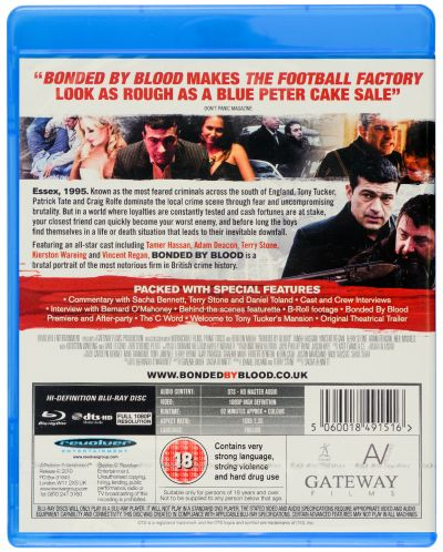 Bonded By Blood (Blu-Ray) - 3