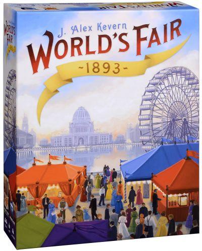 Настолна игра World's Fair 1893 - 1