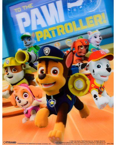 3D плакат Pyramid - Paw Patrol - 1