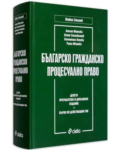 Българско гражданско процесуално право (Девето преработено и допълнено издание) - 3