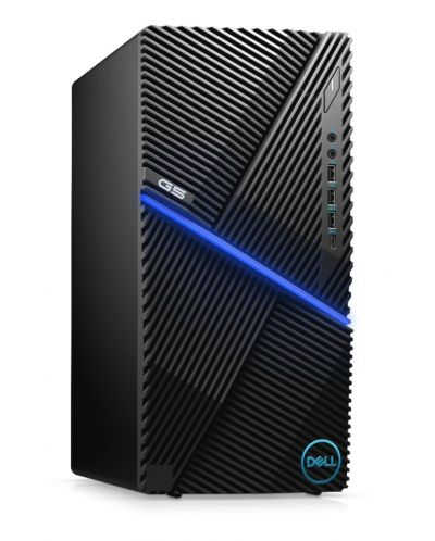 Гейминг компютър Dell - G5 5090 DT, черен - 1