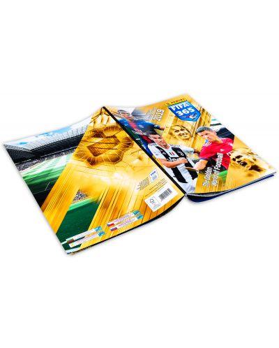 Албум за стикери Panini FIFA 365 2019 - 2