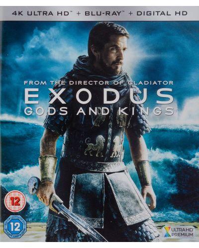 Exodus 4K (Blu-Ray) - 1