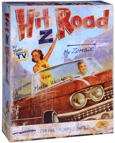 Настолна игра Hit Z Road (Route 666) - 1