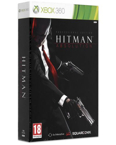 Hitman: Absolution - Professional Edition (Xbox 360) - 1
